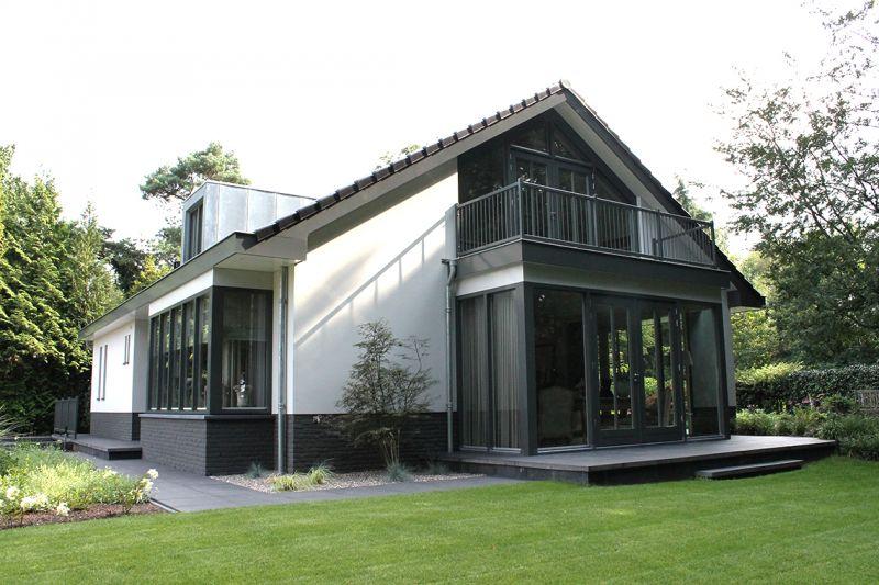 Verbouw 2013 – vrijstaande woning Hessenweg te Ede