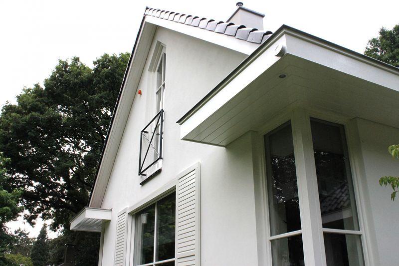 Nieuwbouw 2012 – vrijstaande woning Diepenbrocklaan te Ede