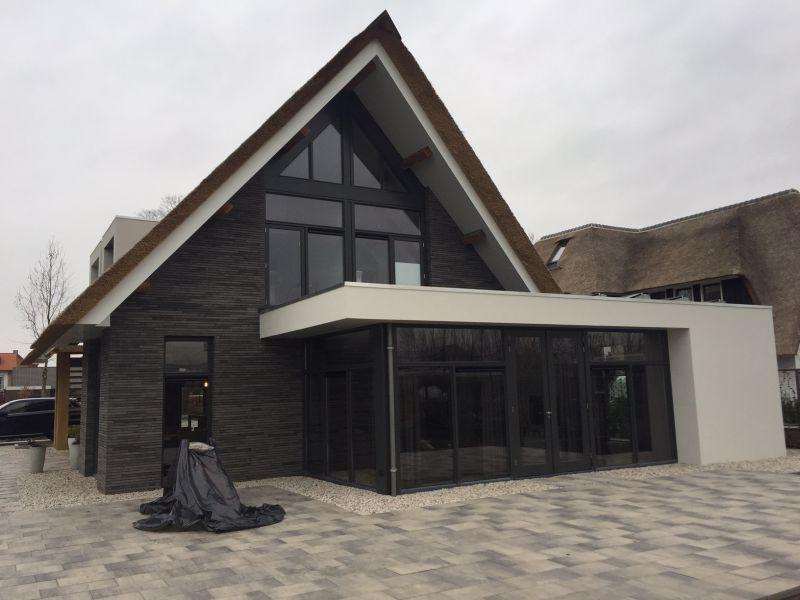 Nieuwbouw 2016 – vrijstaande woning Hornweg te Aalsmeer