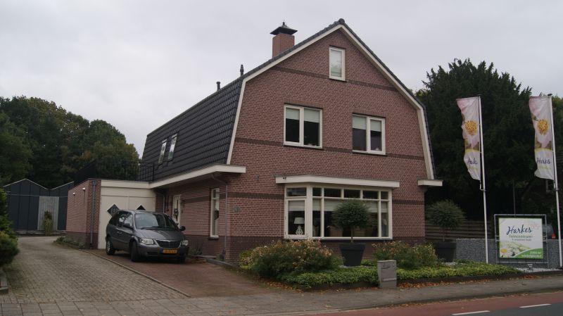 Nieuwbouw 2012 – vrijstaande woning Klinkenbergerweg te Ede