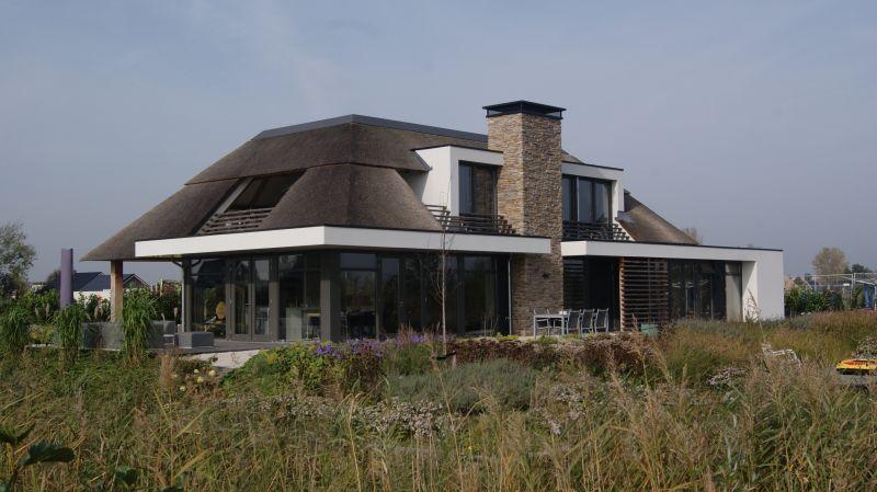 Nieuwbouw 2015 – woonvilla Groene Grens te Veenendaal
