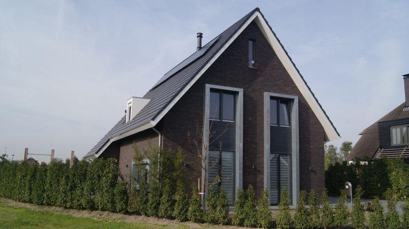 Nieuwbouw 2016 – woonvilla Groene Grens te Veenendaal